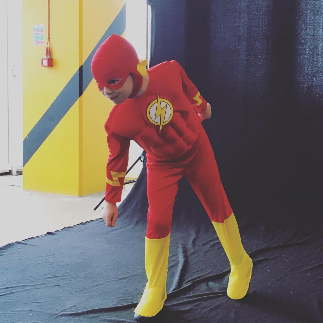 Flash! ⚡️