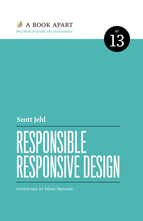 Book Cover for Responsible Responsive Design