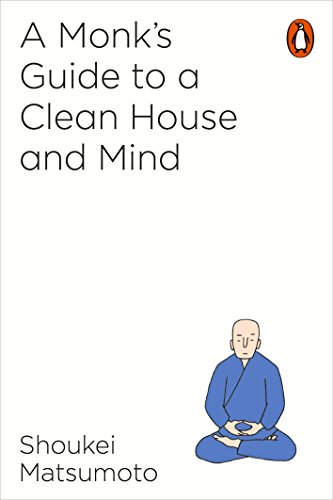 Book Cover for A Monk's Guide to a Clean House and Mind