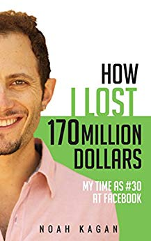 Book Cover for How I lost 170 Million Dollars