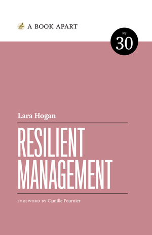Book Cover for Resilient Management