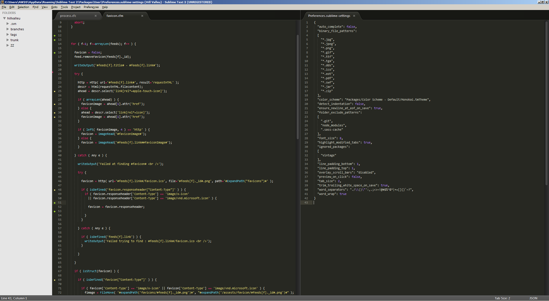 my_sublime_text