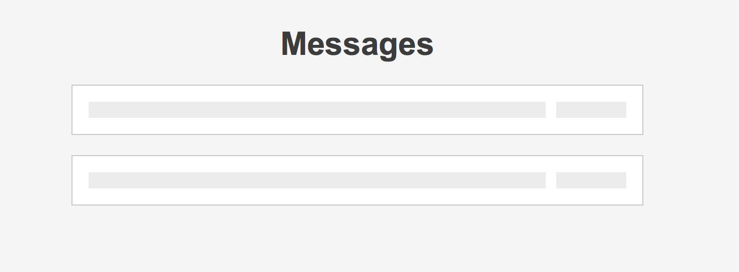 Loading Messages