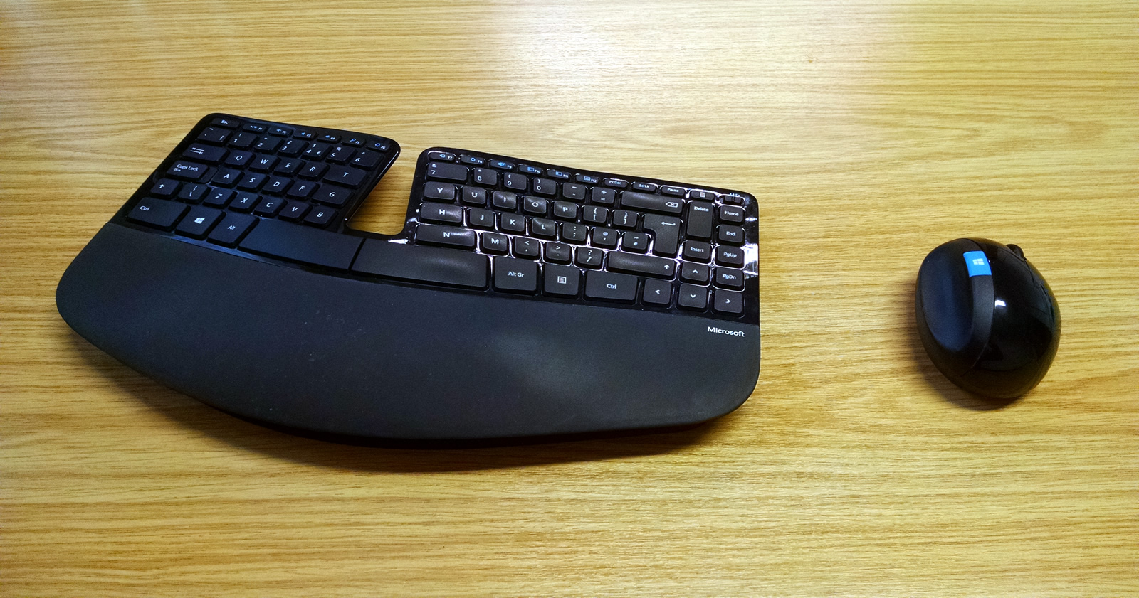 Sculpt keyboard and mouse
